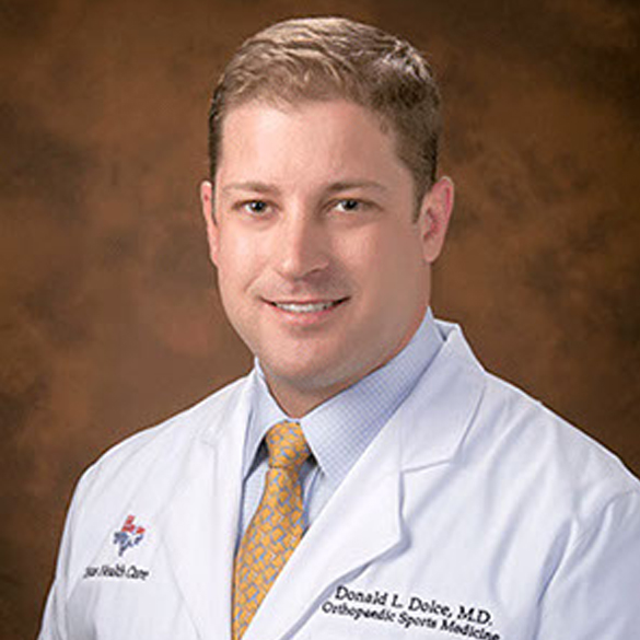 Arthroscopic Surgery Specialist - Dr  Donald Dolce | Fort